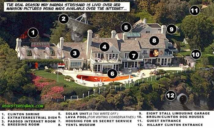 Barbara Streisand S House Barbra Streisand Celebrity Houses Barbra,Valentines Day Gift Ideas For Him