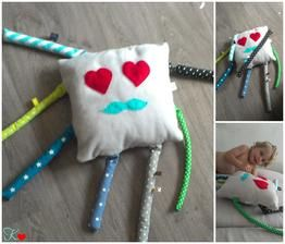 Handmade decoration for children - Handmade dětská dekorace #handmade #decoration #children #modrykonik