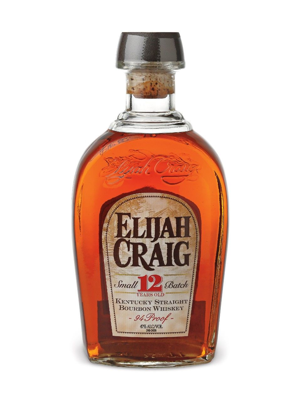 Elijah Craig 12 Years Old Kentucky Straight Bourbon Bourbon Kentucky Straight Bourbon Bourbon Straight