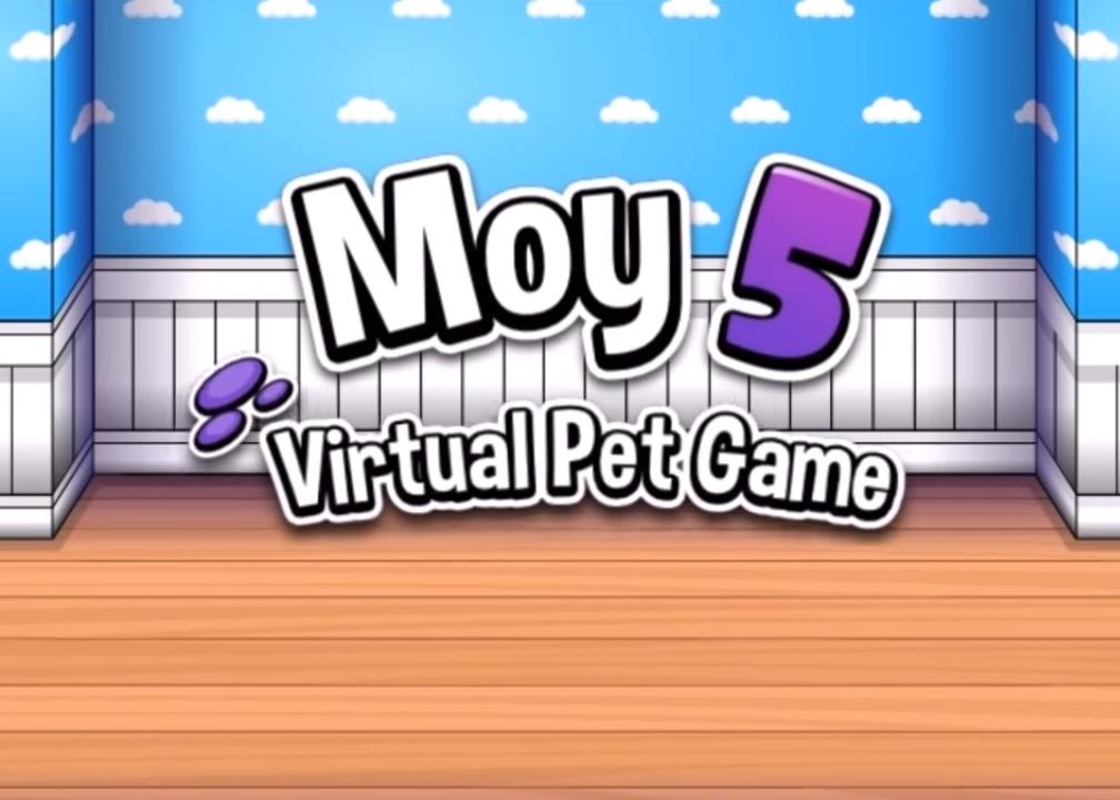 Moy 5 Virtual Pet Game Vip Mod Download Apk Animal Games Virtual Pet Games