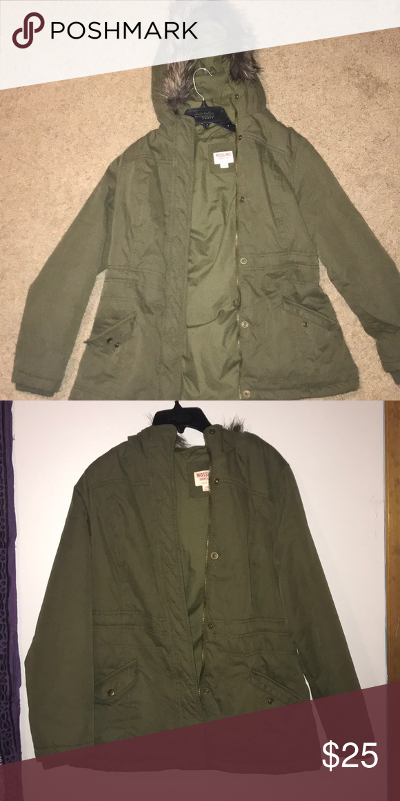 e2892b2857621 Jacket Great condition! Mossimo Supply Co. Jackets   Coats