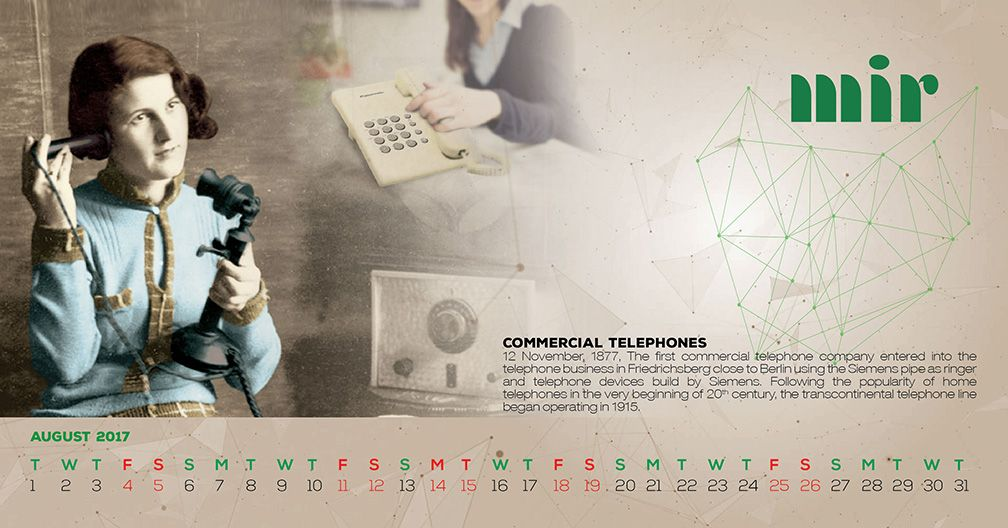 Sharifex Mir Telecom Calendar Calendar Work Profile Group Of Companies