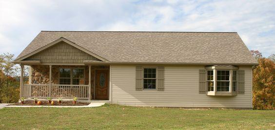 3 Bedroom House Plan: Loyalhanna | 84 Lumber
