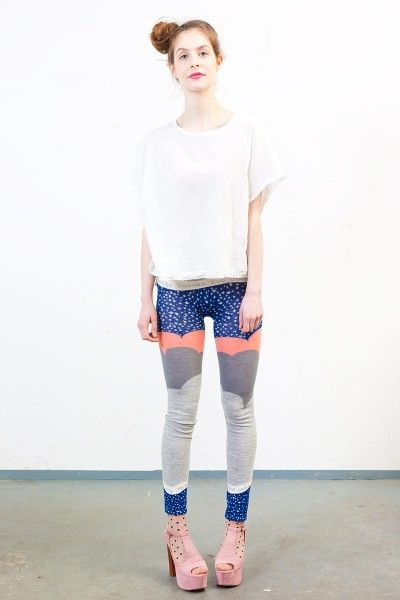 Tsumori Chisato Cloud Leggings.