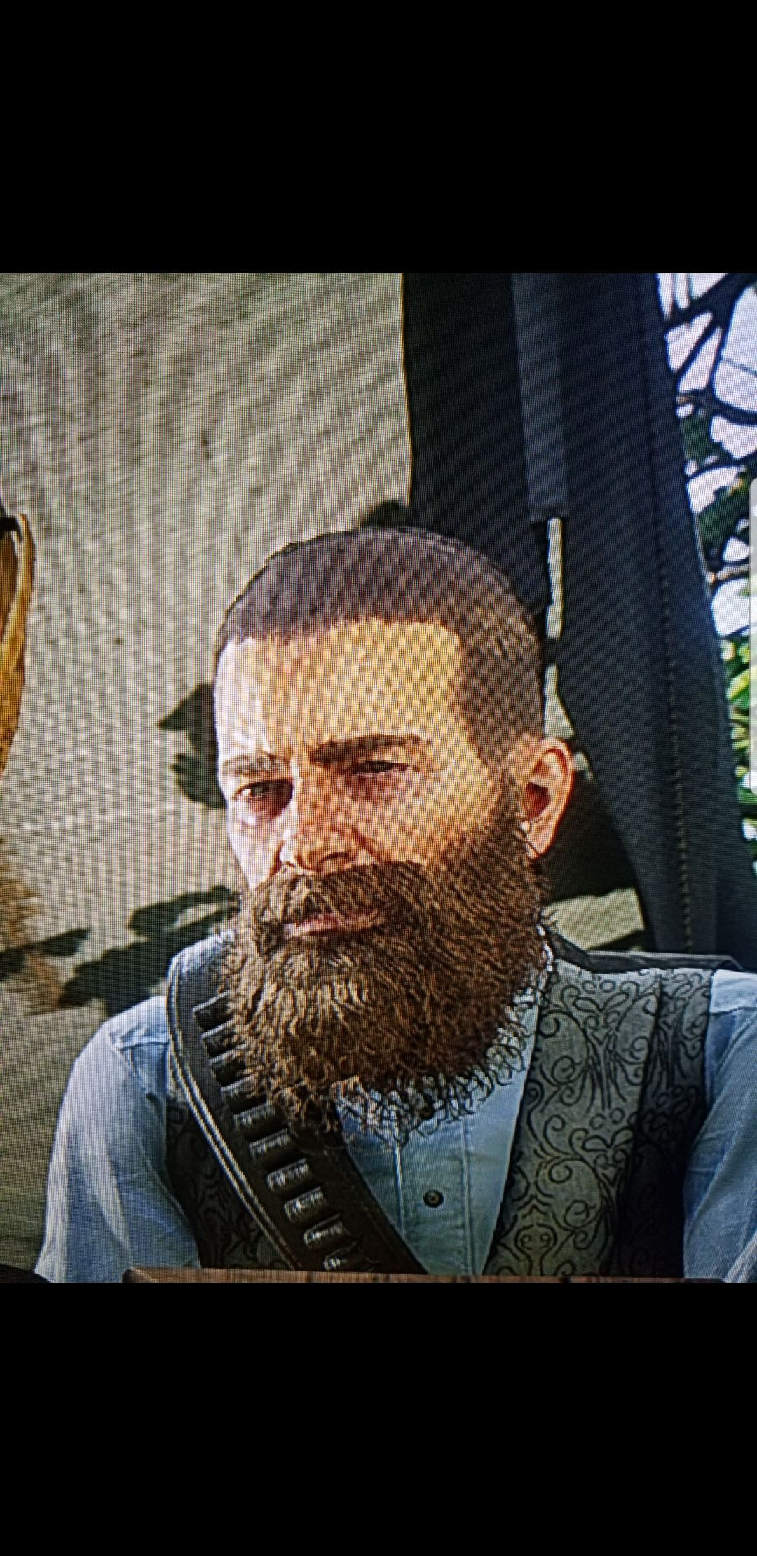 Since I M Not Allowed To Grow One For Work This Will Do Arthur