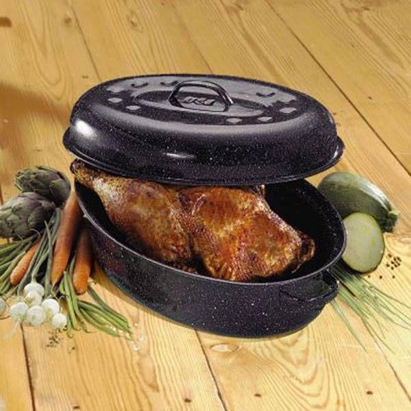 Fabuleux Cuisses de poulet au four dans leur roaster ! | volailles  MN52