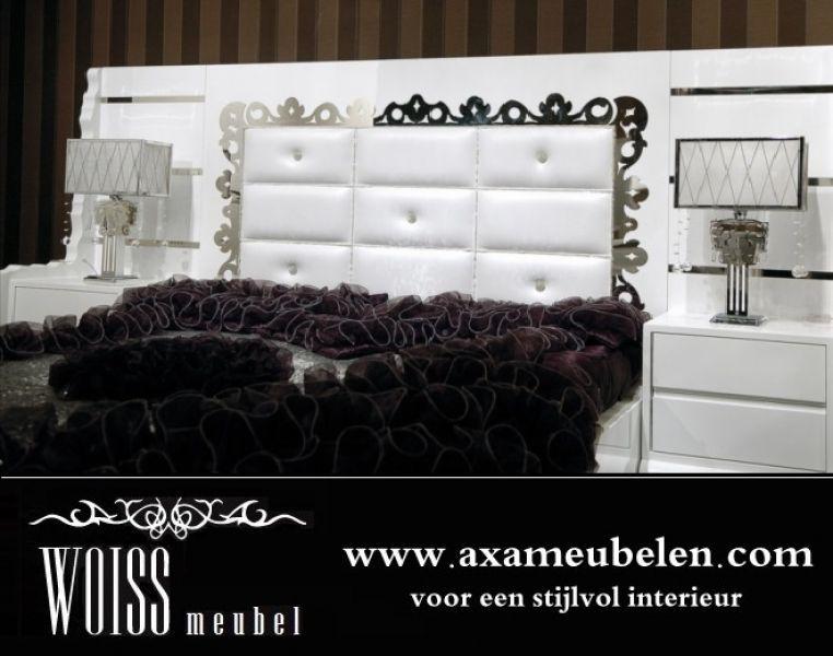 Modernes Komplett Schlafzimmer Stilmöbel WOISS Möbel angebote - italienische schlafzimmer komplett