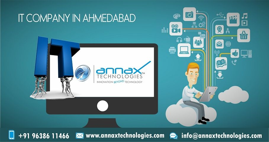 Annax Technologies is Best IT Company In Ahmedabad with unlimited involvement in programming improvement and huge scale open source web advancement for our worldwide customers hailing from assorted industry sections