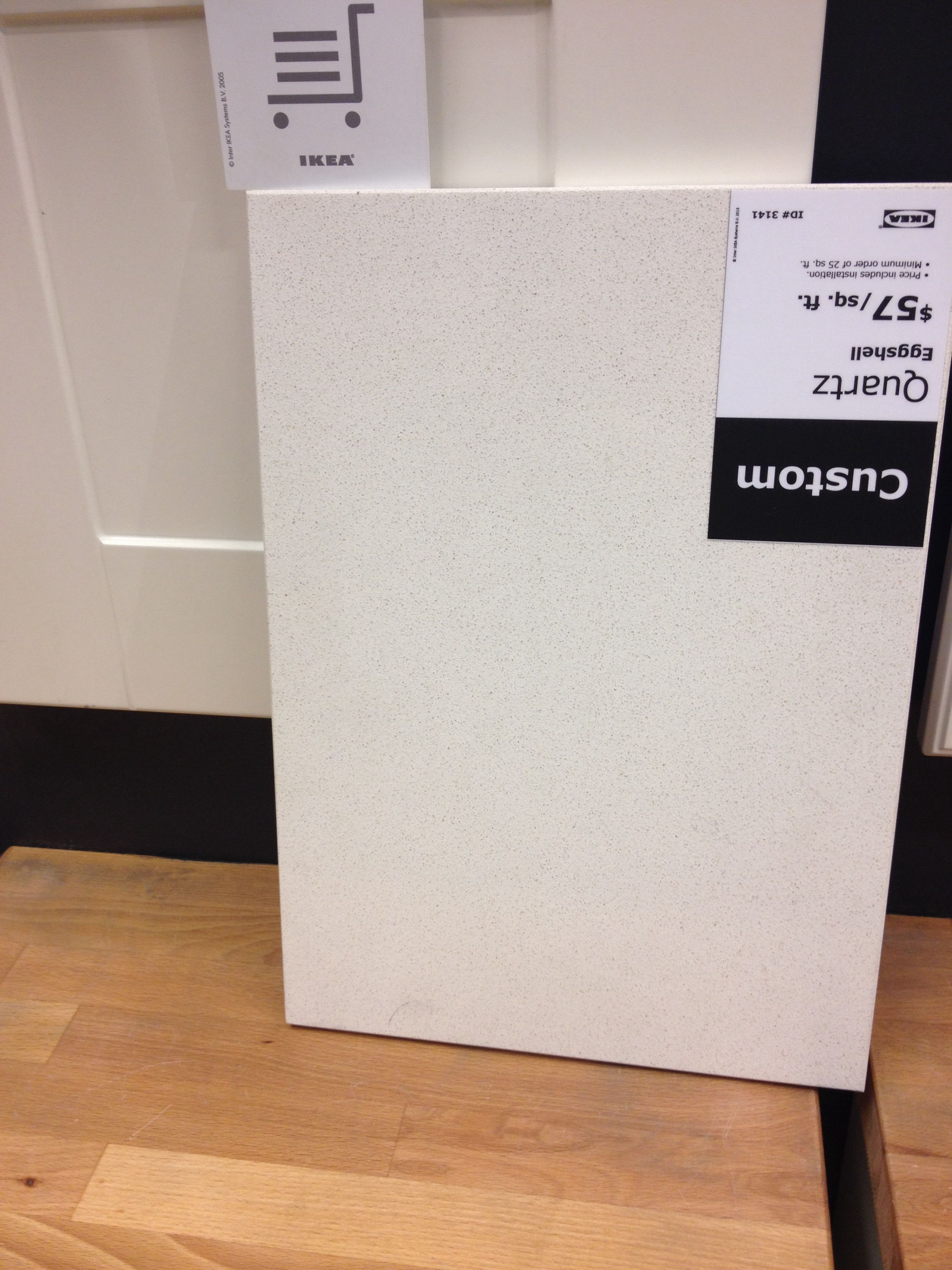 Eggshell Kitchen Cabinets Ikea Adel With Eggshell Quartz Kitchen Remodels Mostly Ikea
