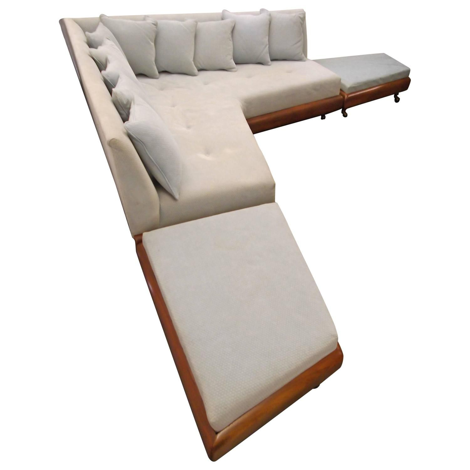 Swell Awesome Adrian Pearsall Boomerang L Sofa Ottoman Set My Gamerscity Chair Design For Home Gamerscityorg