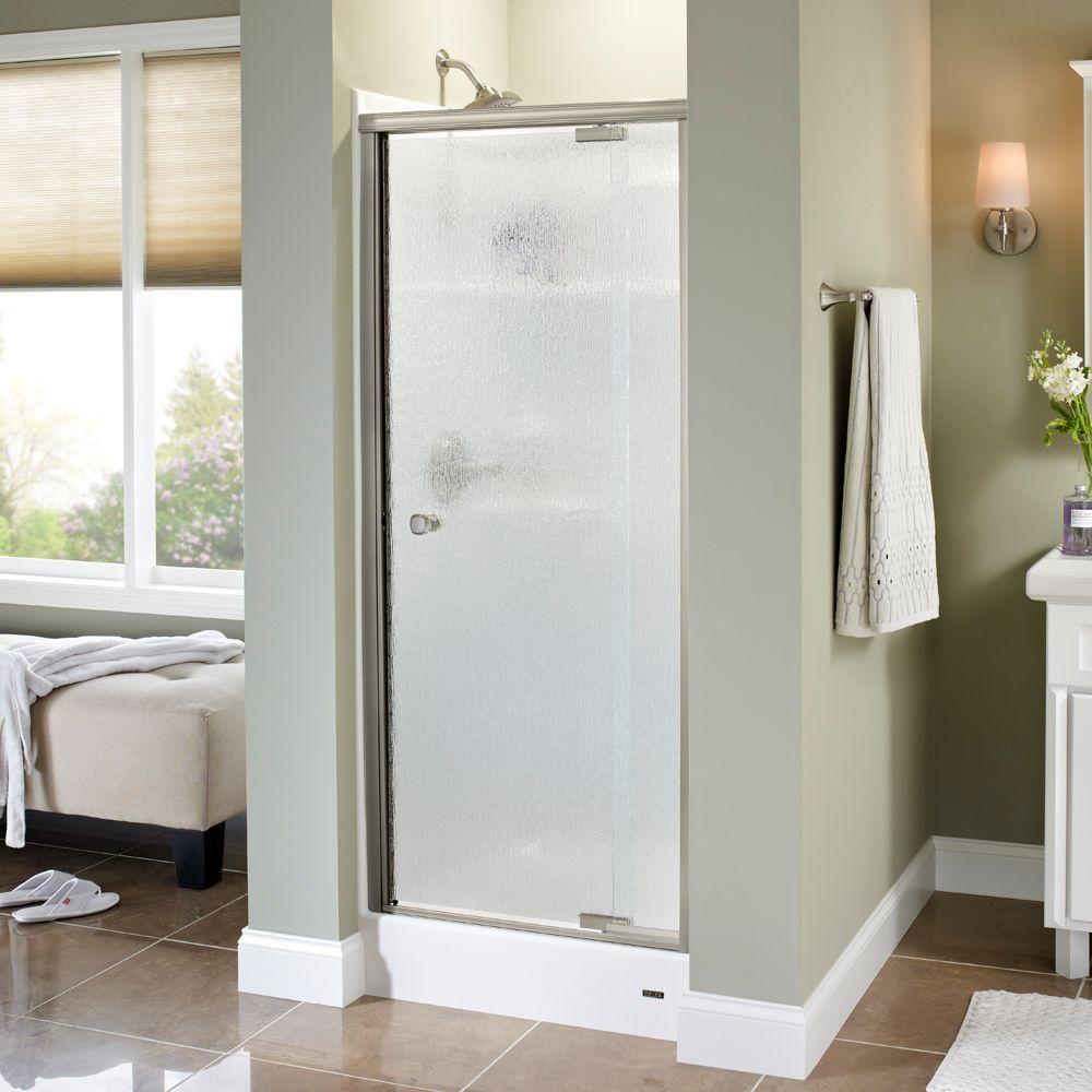 Delta Mandara 31 Shower Doors Tub Shower Doors Frameless