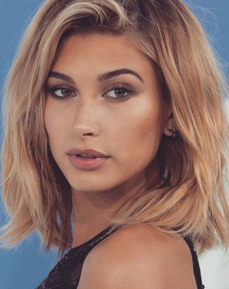 Hailey Baldwin | Beauty in 2019 | Hailey baldwin, Hair ...