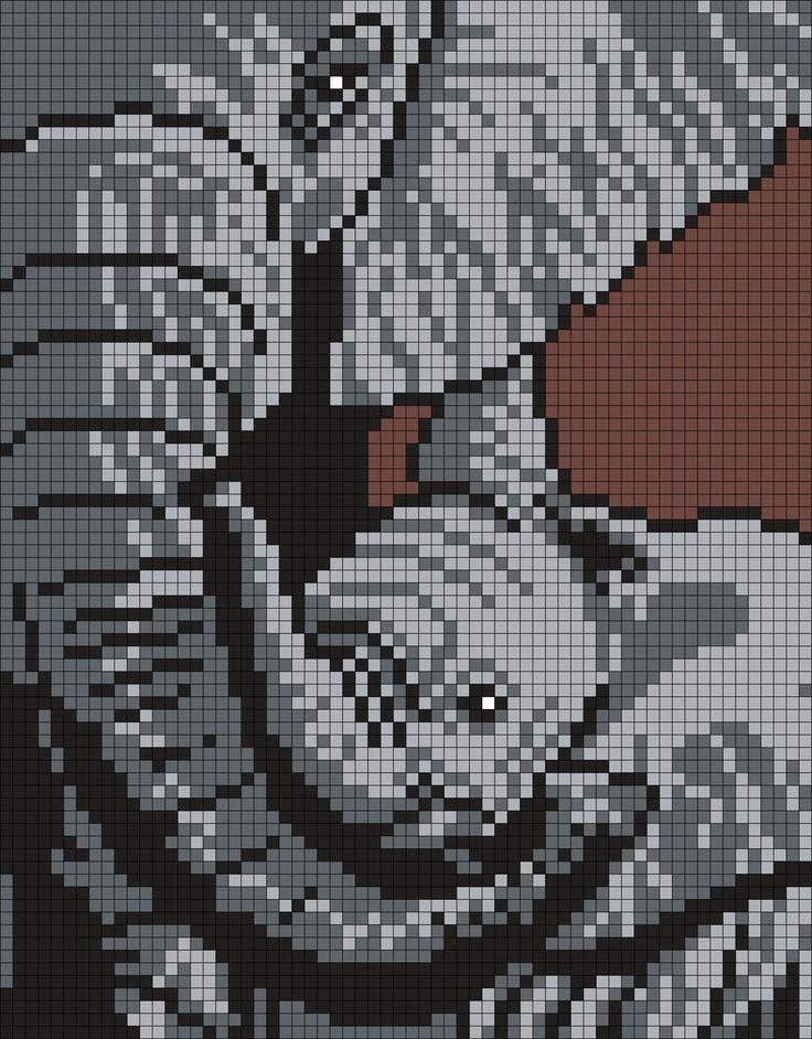Pixel Elephant Best 20 Pixel Art Grid Ideas On Pinterest