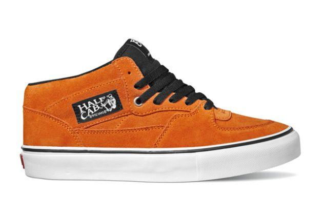 Vans Half Cab Pro BMX Shoes