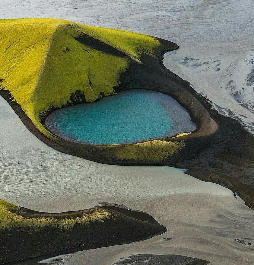 Фотографии природы, Исландия