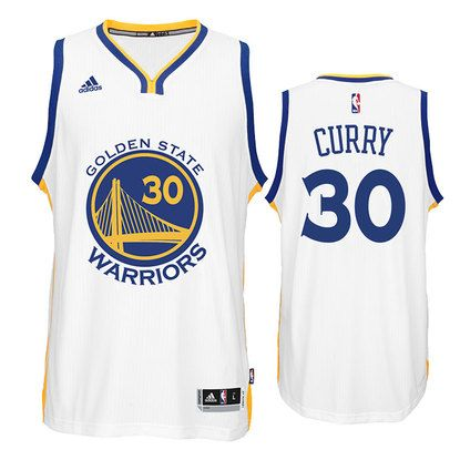 huge discount 4171b a4c93 Steph Curry Golden State Warriors Adidas Swingman Home ...