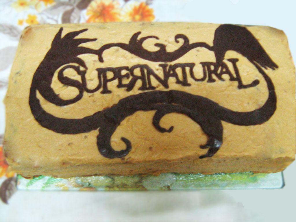 supernatural cake by tonylare | Supernatural cake ...