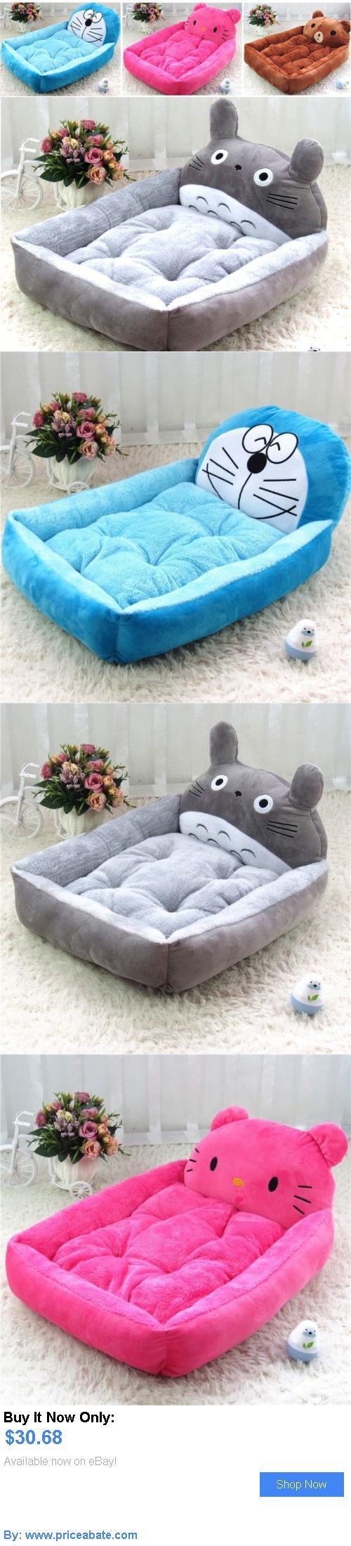 Animals Dog: Cartoon Animals Pet Supplies Dog Sleeping Bed House Kennel Cat Mat Pad Cushion-H BUY IT NOW ONLY: $30.68 #priceabateAnimalsDog OR #priceabate