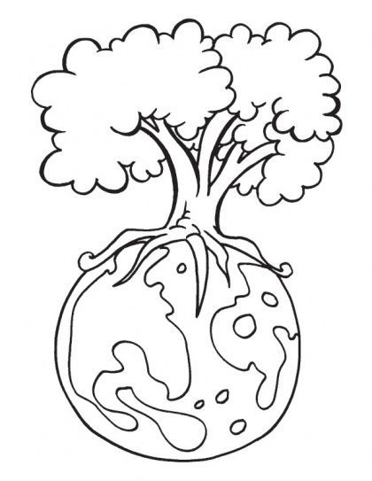 Top 20 Free Printable Earth Day Coloring Pages Online Earth Day