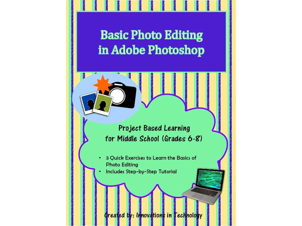 Basic Photo Editing in Adobe Photoshop | Basic photo ...