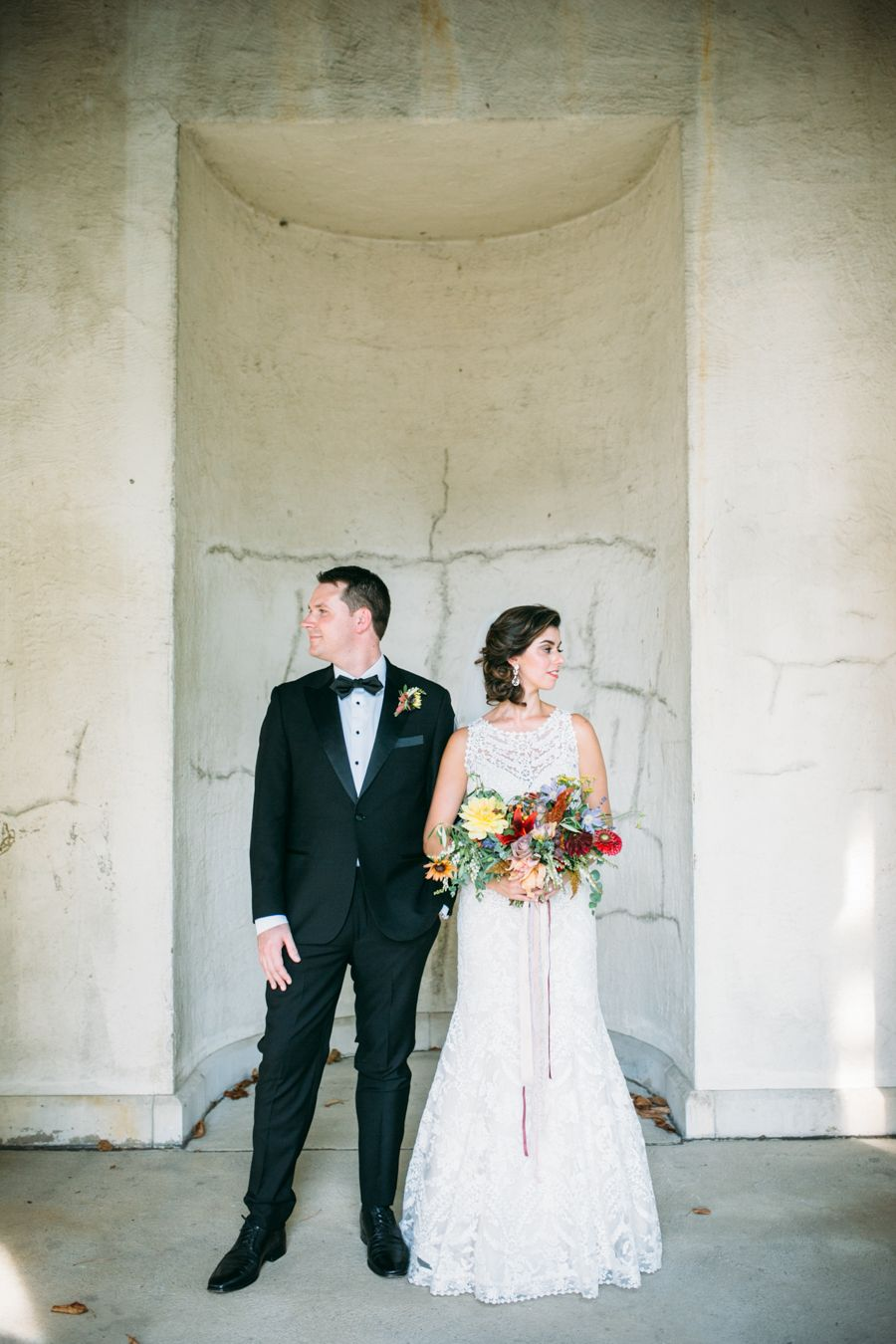 Mediterranean wedding at the american swedish historical museum