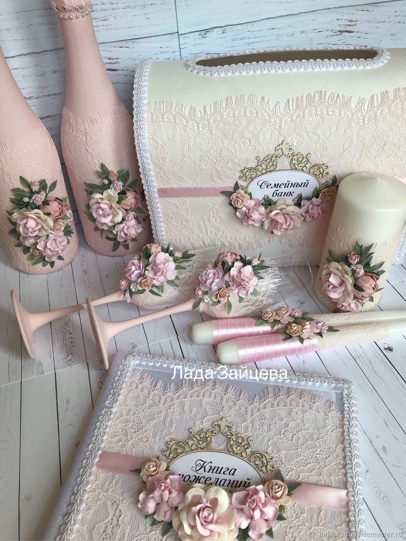 Photo of Handgemachte Hochzeitsaccessoires. Bestellung …