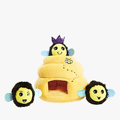 Queen Bee S Hive Cute Dog Toys Best Dog Toys Dog Toys