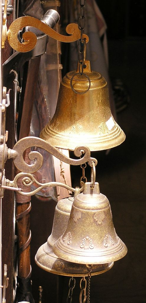 bells   Love bells, Ring my bell, Wind chimes