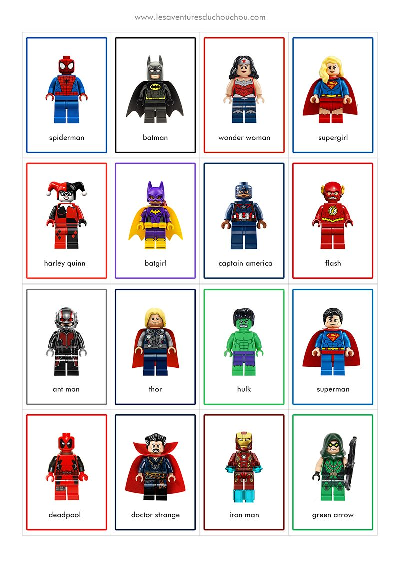 image result for superhero printable memory game jeu de memory jeux super heros et jeu de