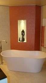 Eine Design Badewanne Gehört In Ein Stilvoll Gestaltetes Bad! Malerarbeiten  Der Maler Gall GmbH