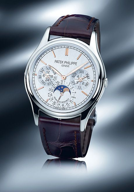 Patek Philipppe reference 5550P, a limited edition of 300 pieces.