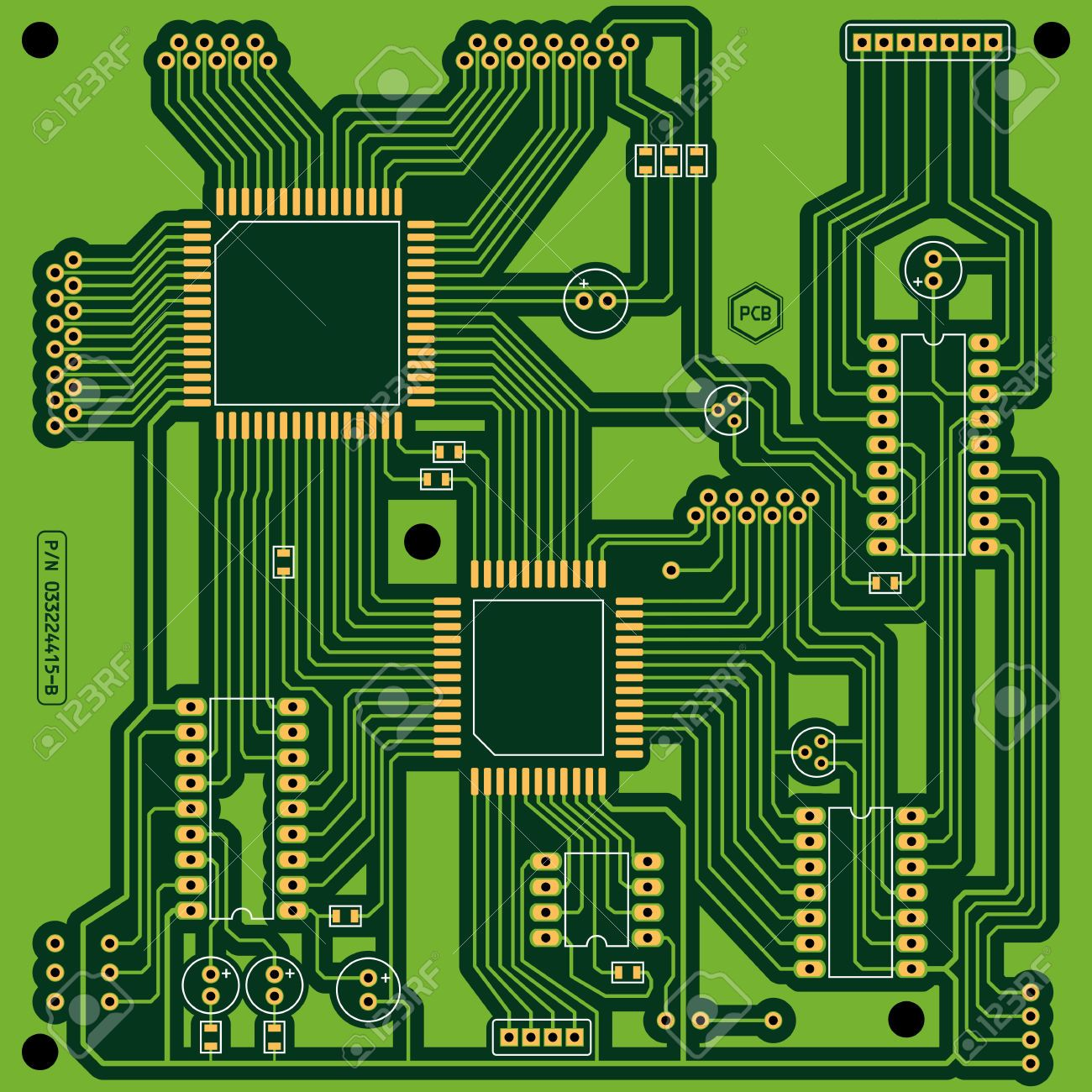 Image Result For Printed Circuit Board Art Architecture Card