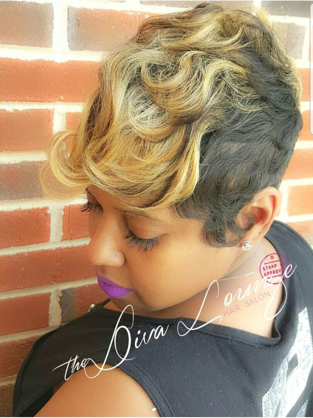 The Diva Hair Salon Larnetta Moncrief Montgomery Alabama Short Sassy Hair Sassy Hair Short Hair Styles