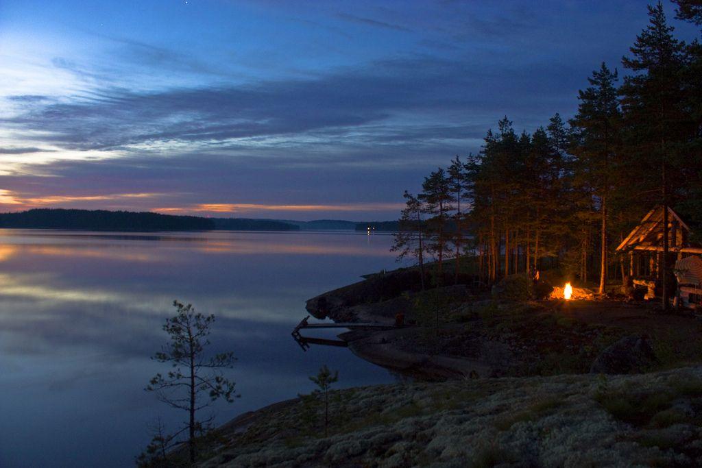 Finlandia E Relax Le Acque Del Lago Saimaa E I Viali Fioriti Di Lappeenranta Lago Finlandia Relax