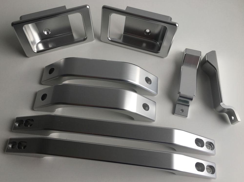 Land Rover Defender Aluminium Handle Kit Defender 90 Swb Defender 90 Land Rover Defender