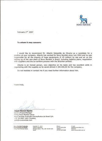 Modelo De Carta De Recomenda 231 227 O Cultural Website