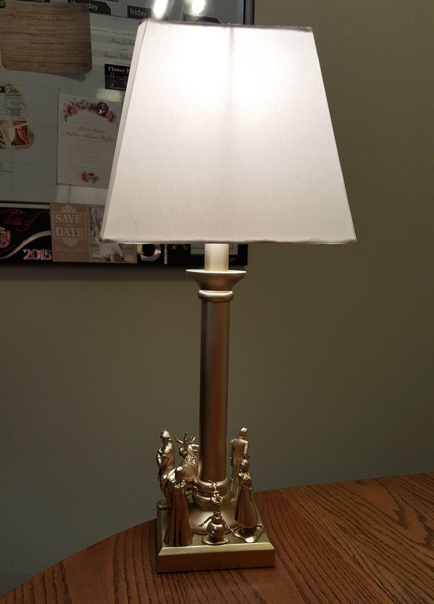 cheap diy lighting. How To Make An Epic DIY Lamp From Cheap Action Figures | Bored Panda Diy Lighting I