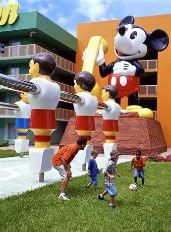 World Hotel Finder - Disney's Pop Century Resort