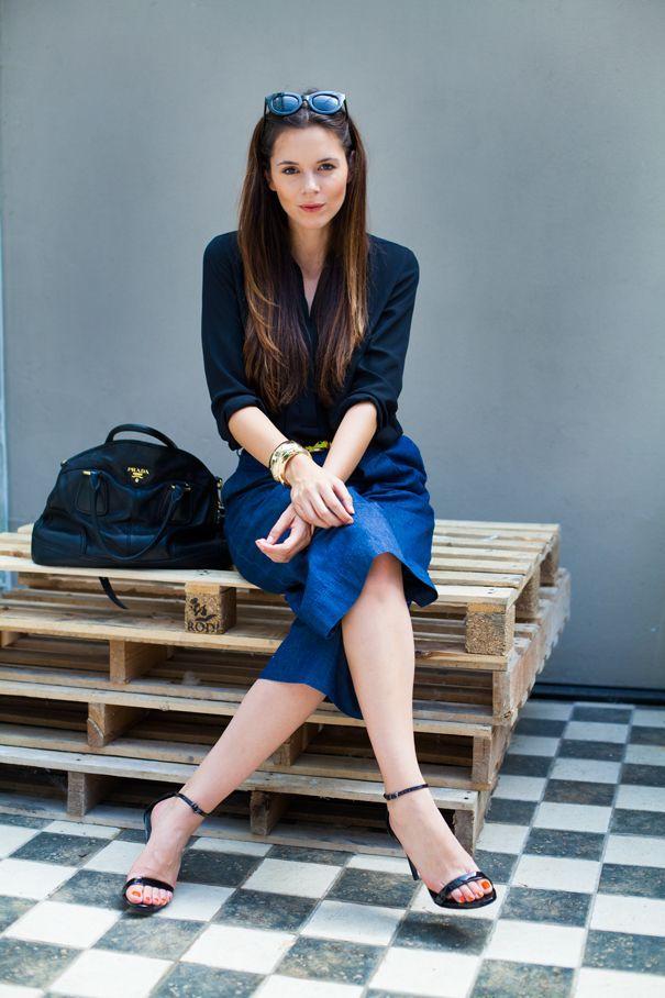 Pantaloni culotte: la guida definitiva su come abbinarli
