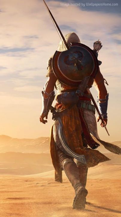 I just got a PS4 and Assassin's Creed Origins  I love the gameplay