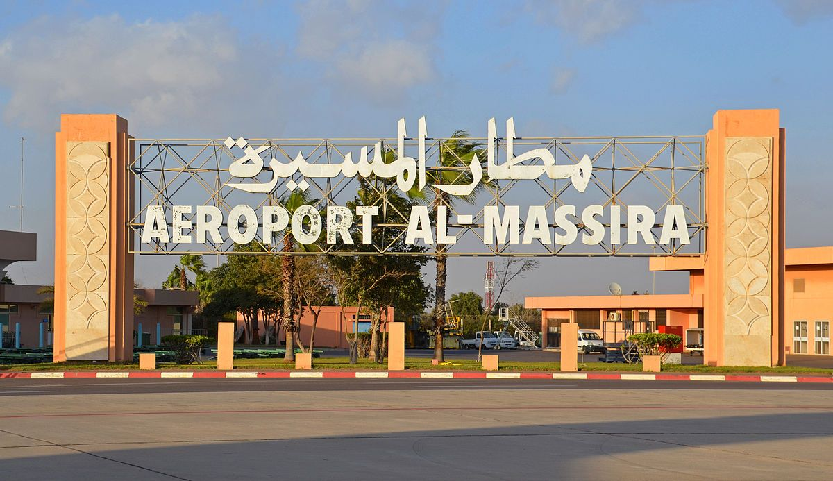 Location voiture Agadir Aéroport Agence MarineCars. pas