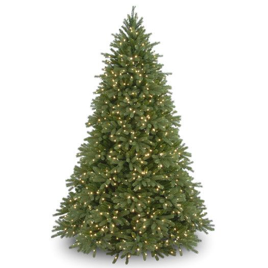 The Holiday Aisle 75\u0027 Green Artificial Christmas Tree with 1250
