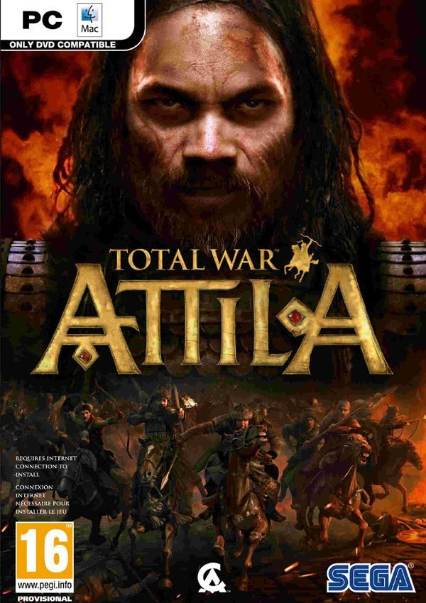 Image result for Total War ATTILA cover pc