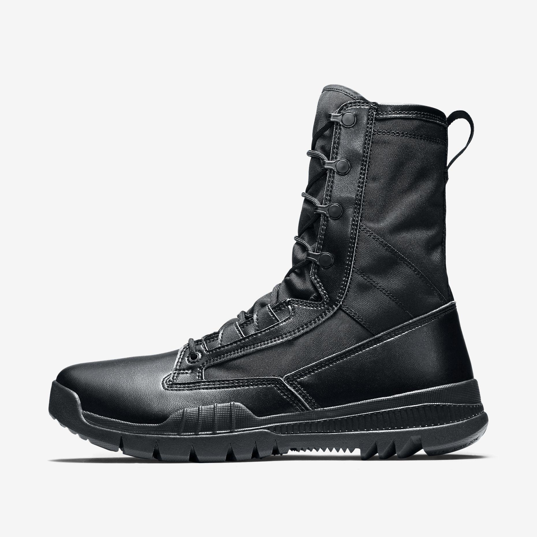 "NIKE SFB FIELD 8"" Black boots men, Nike sfb, Boots"