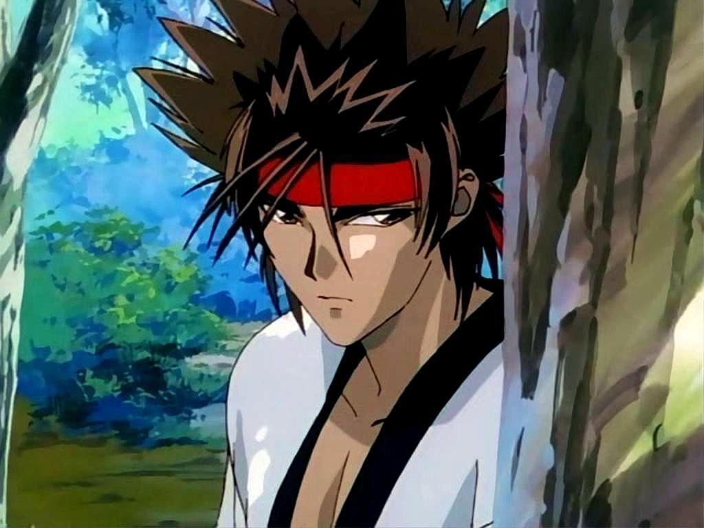 Sagara Sanosuke from rurouni kenshin | Rurouni kenshin ...