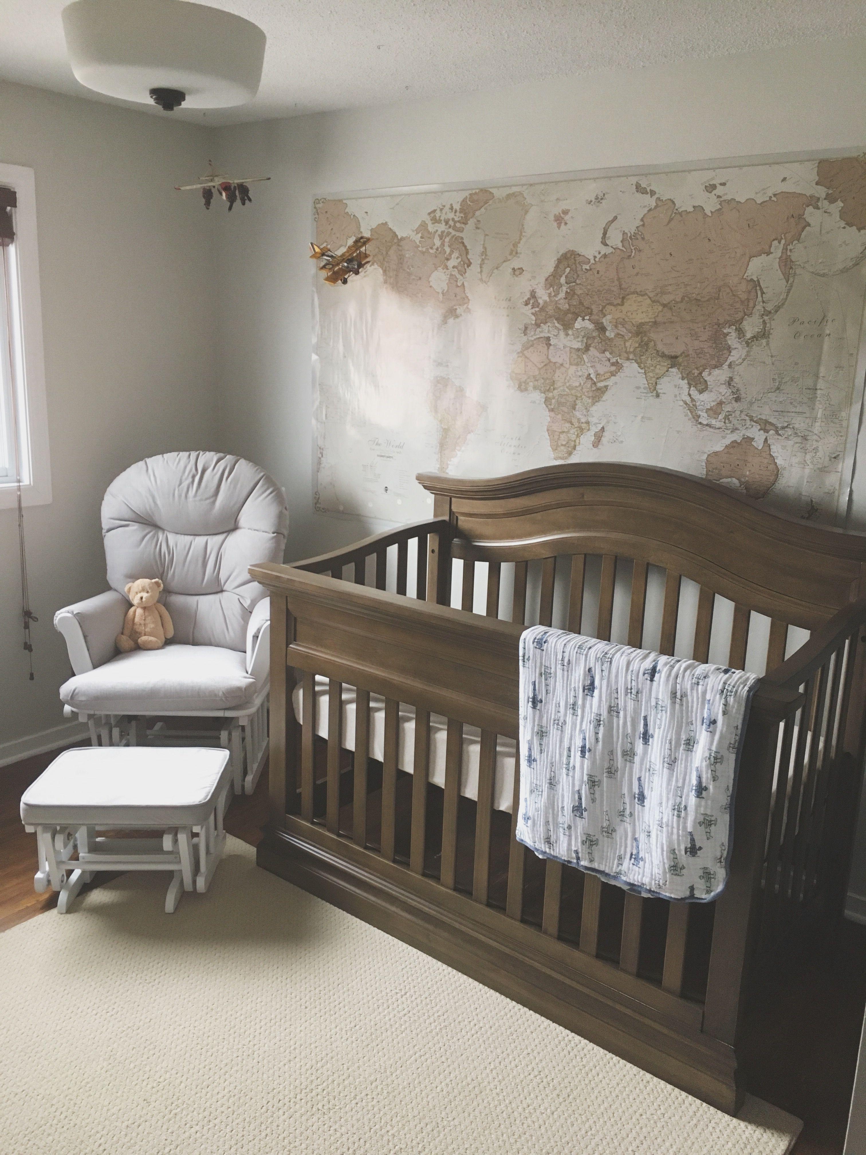 Baby Boy Explorer Adventure Themed Nursery Adventure Theme