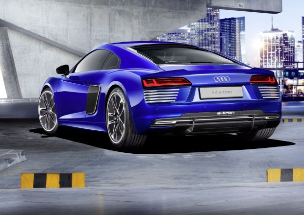 Audi Is Likely To Join Into The Electric Sports Car Bandwagon According To Audi  Sport Boss