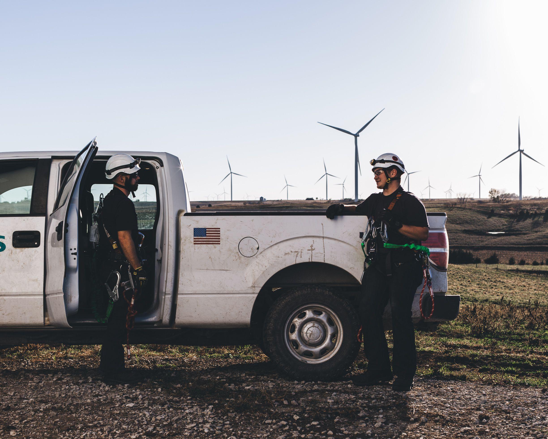 wind turbine technician jobs in texas