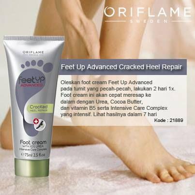 Pin di Tips perawatan kaki by oriflame