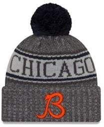 104800fa New Era NFL Sideline Chicago Bears Cold Weather Sport Knit Hat ...